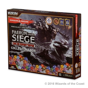 Dungeons & Dragons Dice Masters: Faerûn Under Siege- Collector Box