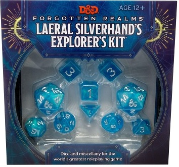 Dungeons & Dragons: Forgotten Realms - Laeral Silverhands Explorers Kit