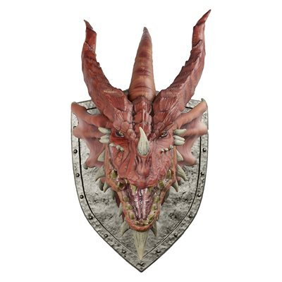 Dungeons & Dragons Red Dragon Trophy Plaque
