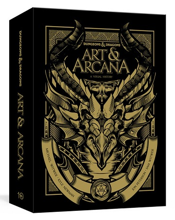 Dungeons and Dragons: Art and Arcana- A Visual History (Special Edition)