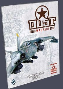 Dust Tactics: Operation Icarus Campaign Book [SALE]