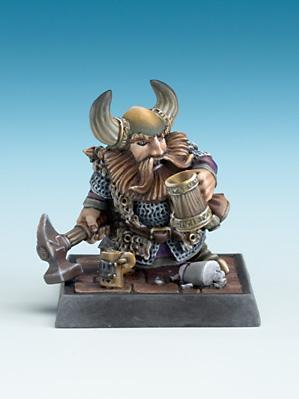 Freebooter Miniatures: Dwarfen Hero