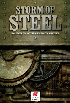 Dystopian Wars: Storm of Steel