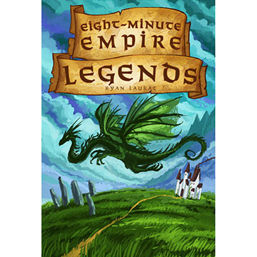 Eight Minute Empire: Legends