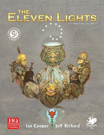 ELEVEN LIGHTS: THE RED COW VOL 2