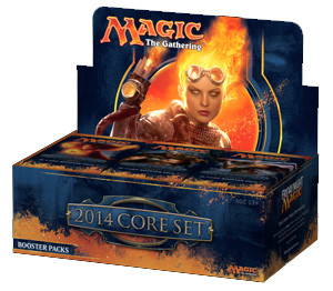 Magic the Gathering: 2014 Core Set: Booster Box
