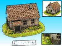 Elso: 15mm Finished Terrain: Farmerhouse