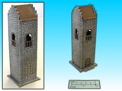 Elso: 15mm Finished Terrain: Watchtower