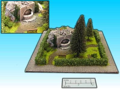 Elso: 15mm Finished Terrain: Park