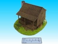 Elso: 15mm Finished Terrain: Farmhouse