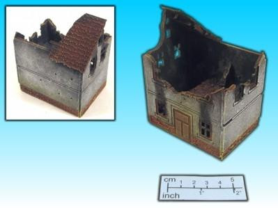 Elso: 15mm Finished Terrain: Ruin II