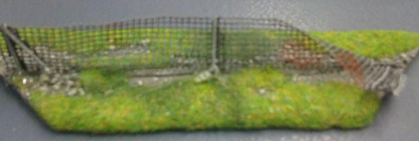 Elso: 15mm Finished Terrain: Chain-link Fence