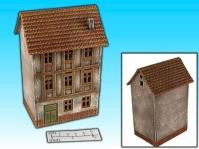 Elso: 15mm Finished Terrain: Cityhouse II