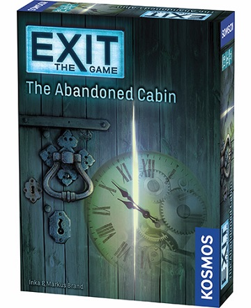 EXIT: THE ABANDONED CABIN [Damaged]