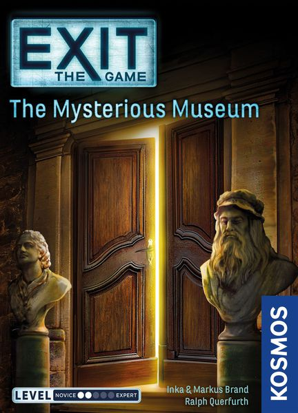 EXIT: The Mysterious Museum [Damaged]