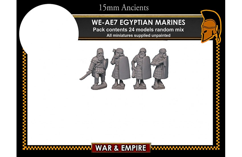 Early Achaemenid Persian: Early Persian, Egyptian Marines