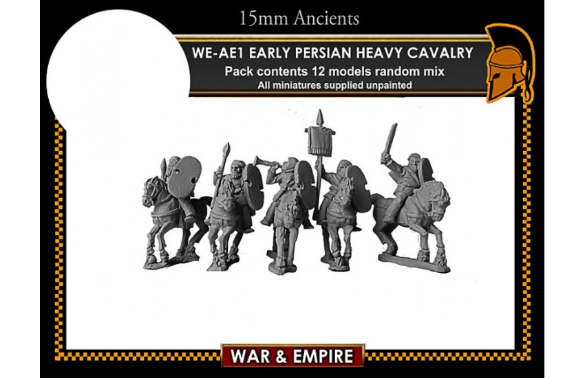 Early Achaemenid Persian: Early Persian, Heavy Cavalry