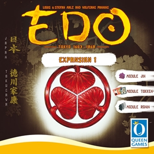 Edo: Expansion #1