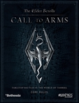 Elder Scrolls Call To Arms: Core Rules Box