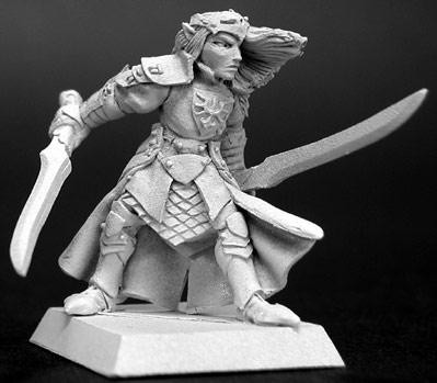 Reaper Warlord: Elf Prince of Almirithil