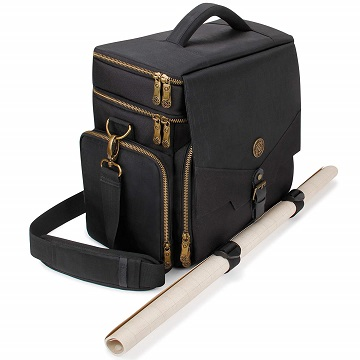Enhance Gaming: Tabletop Adventurers Travel Bag
