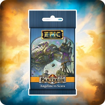 Epic Card Game: PANTHEON: Angeline Vs. Scara