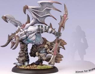 Privateer Press - Hordes: Legion of Everblight (73033): Epic Warlock