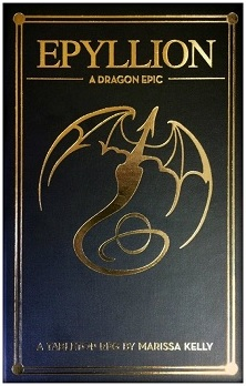 Epyllion: A Dragon Epic (HC)