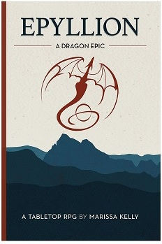 Epyllion: A Dragon Epic (SC)