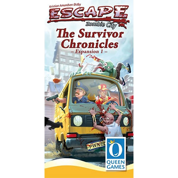 Escape From Zombie City: The Survivor Chronicles