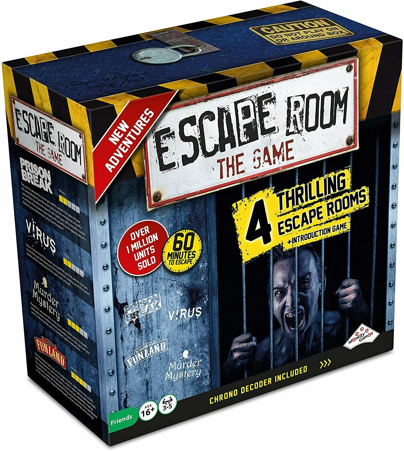 Escape Room The Game: New Adventures