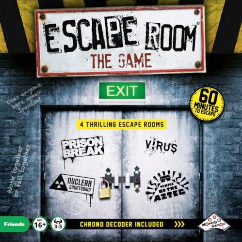 Escape Room The Game [Damaged]