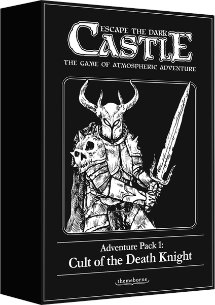 Escape the Dark Castle: Adventure Pack 1- Cult of the Death Knight