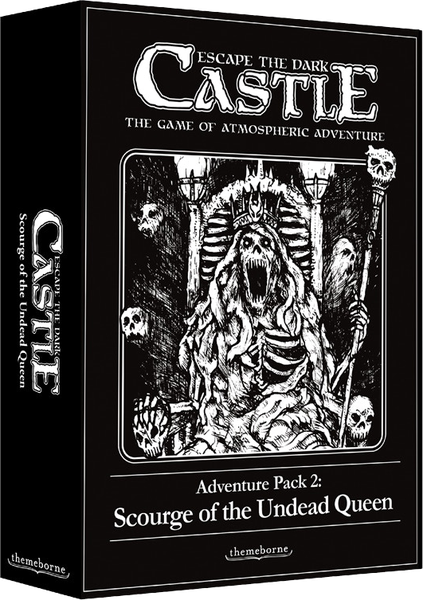 Escape the Dark Castle: Adventure Pack 2- Scourge of the Undead Queen