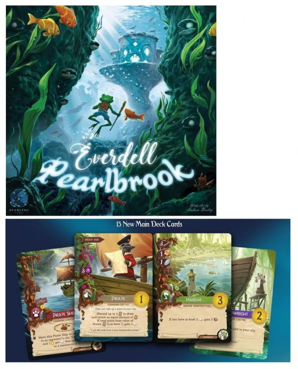 Everdell Pearlbrook (Expansion)
