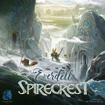 Everdell: Spirecrest (Expansion)