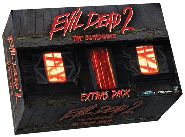 Evil Dead 2: The Boardgame- Extras pack
