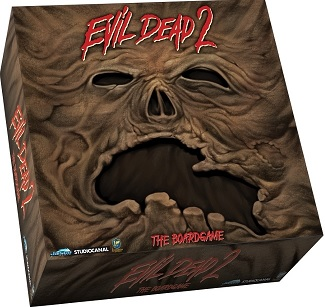 Evil Dead 2: The Boardgame