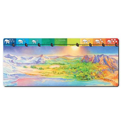 Evolution (2nd Edition): Climate Play Mat