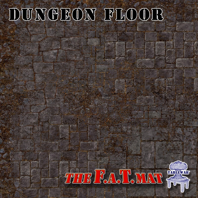 F.A.T. Mats: Dungeon Floor 4×4
