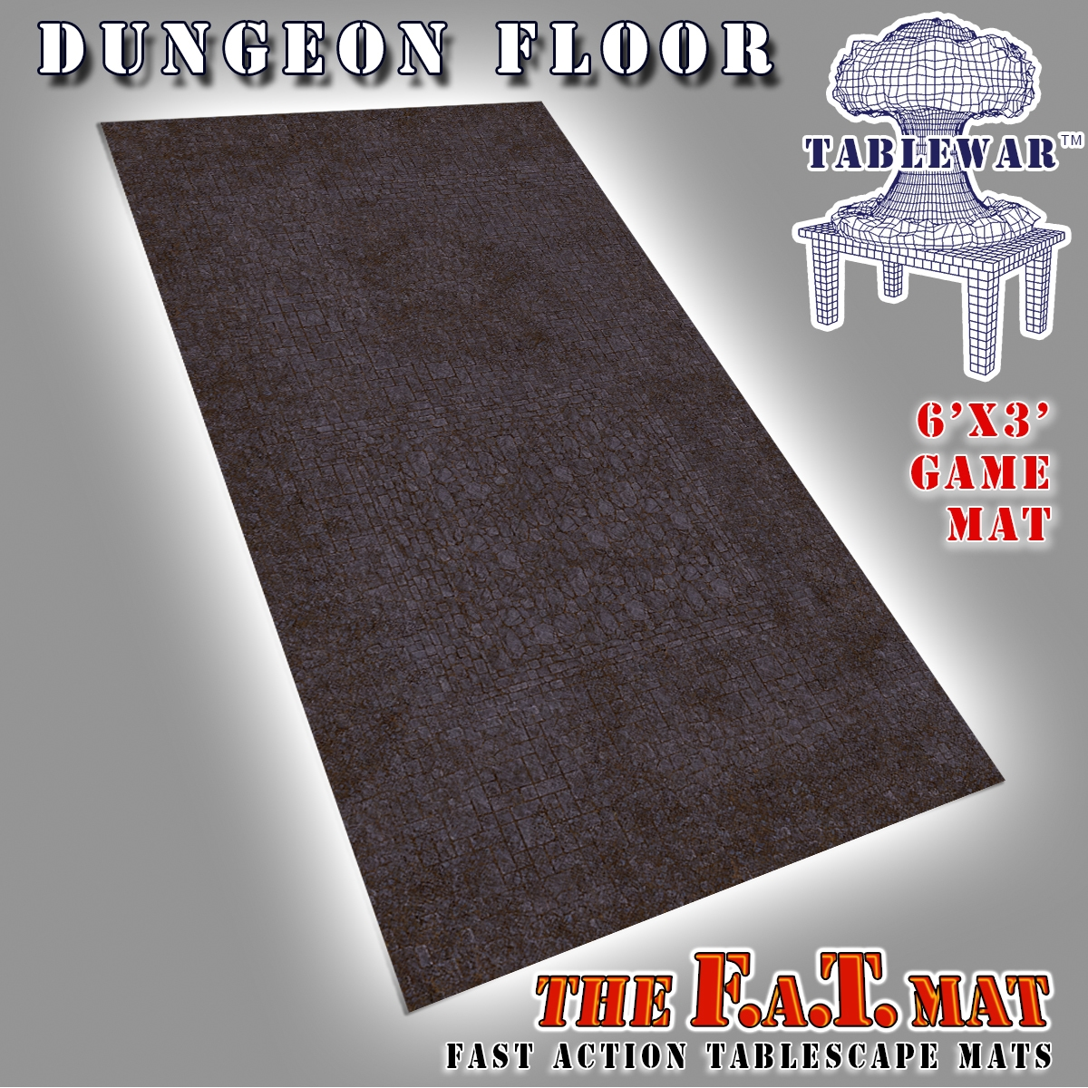 F.A.T. Mats: Dungeon Floor 6×3