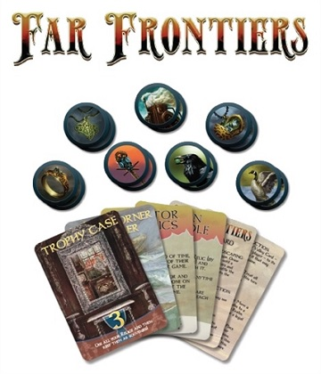 FANTASTIQA: RIVAL REALMS - FAR FRONTIERS EXPANSION