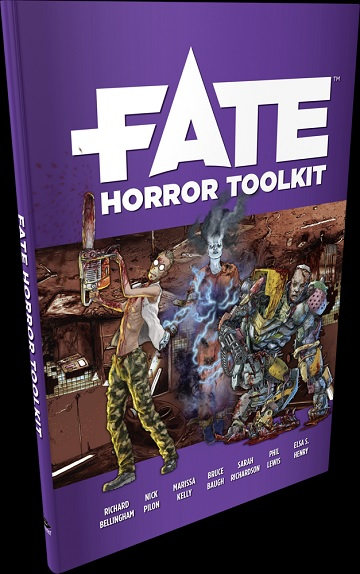 FATE: HORROR TOOLKIT