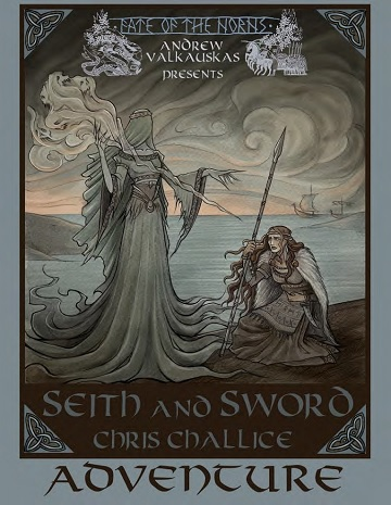 FATE OF THE NORNS -  SEITH AND SWORD ADVENTURE