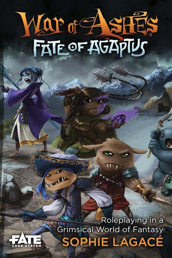 FATE: War of Ashes