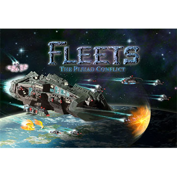 FLEETS- THE PLEIAD CONFLICT [Damaged]