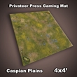 FLG Mats: Privateer Press- Caspian Plains 4×4' - FLG Mats: Caspian Plains 4×4'