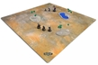 FLG Mats: Privateer Press- Bloodstone Desert (4x4) - FLG Mats: Privateer Press- Bloodstone Desert (4x4)