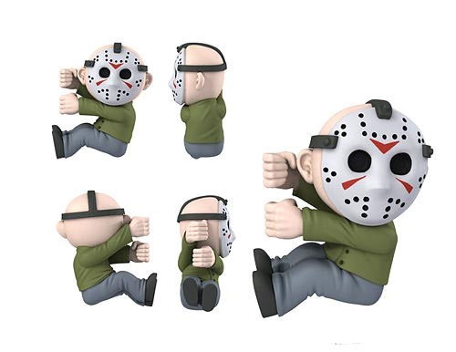 Friday The 13th Jason Scalers 3.5