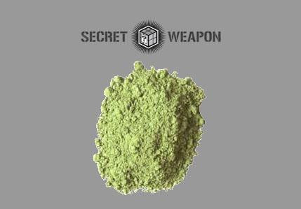 Secret Weapon Miniatures: Weathering Pigments: Faded Green